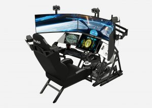 Awe Inspiring Gaming Cockpits The Best Racing Simulator Cockpits Andrewgaddart Wooden Chair Designs For Living Room Andrewgaddartcom